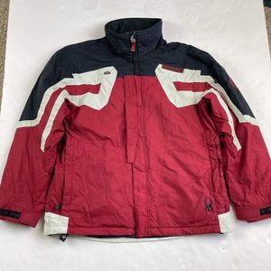 SPYDER Men's Team Venom XT Jacket Size L Snowboard Ski Skiing Lined Jackets